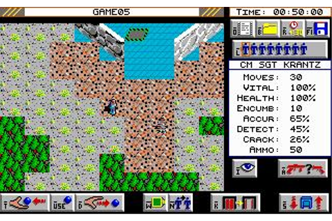Breach 2 Download (1990 Strategy Game)