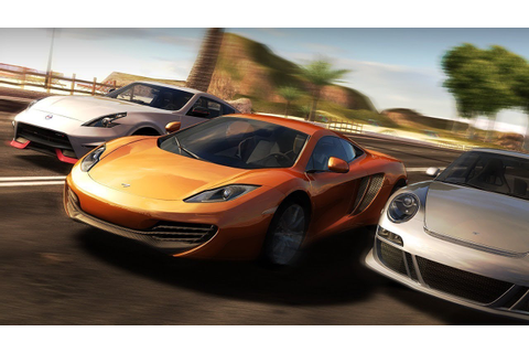 Gear Club Unlimited (Switch-Exclusive Racing Game): First ...