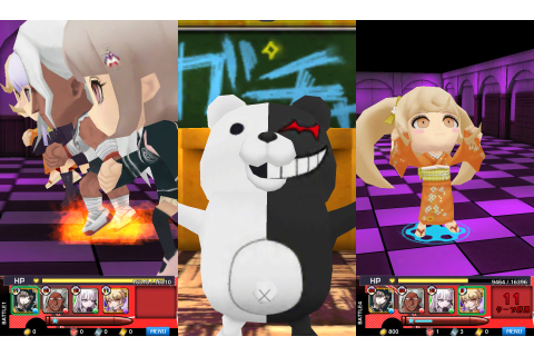 The New Danganronpa Smartphone Game Is Basically Billiards ...