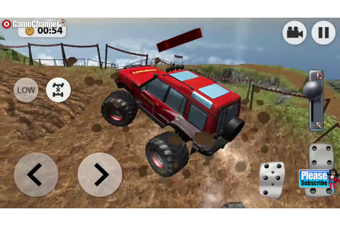 Monster Truck Offroad Rally 2 / 4x4 3D Drive Truck Games ...