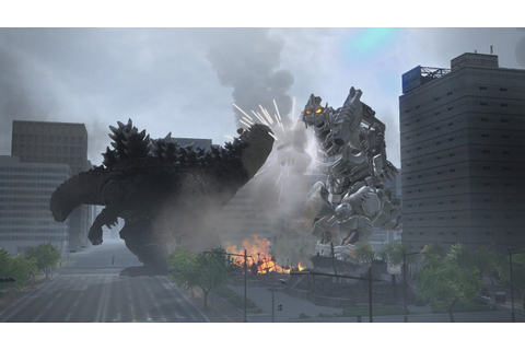 New Artwork for Bandai Namco's Godzilla Game - IGN