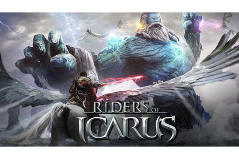 Riders of Icarus : Conferindo o Game - YouTube