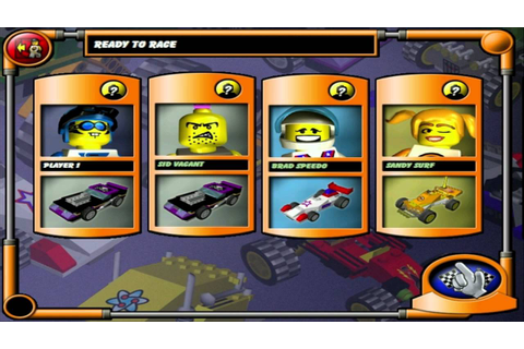 LEGO Games [Ep.3]: Lego Stunt Rally (Gameplay/Commentary ...