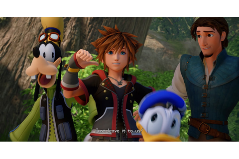 Kingdom Hearts III Review: A Charming Finale to Disney and ...