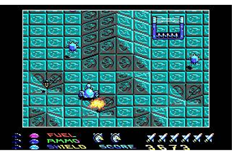 Star Goose Download (1989 Arcade action Game)