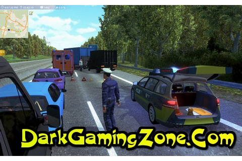 Autobahn Police Simulator Game - Free Download Full ...