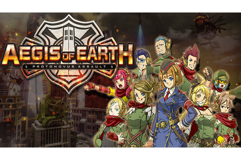 Aegis of Earth Protonovus Assault Free Full Game Download ...