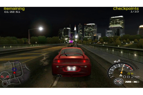 Street Racing Syndicate Free Download Full PC Game ...