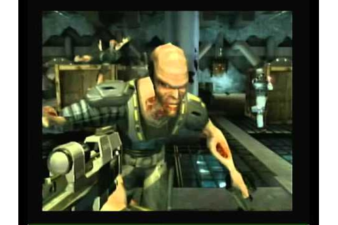 """Area 51"" Playstation 2 original trailer - YouTube"