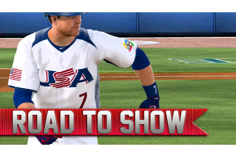 MLB 13 Road to the Show | MLB Futures Game & All-Star Game ...
