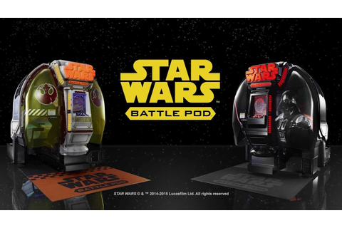 Star Wars: Battle Pod - Premium Edition Reveal Trailer ...