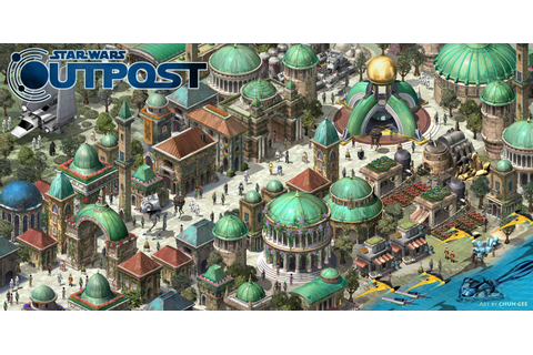 Star Wars Outpost, A Cancelled LucasArts Game, Looked Way ...