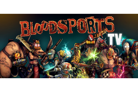 Bloodsports.TV | Steam Trading Cards Wiki | Fandom powered ...
