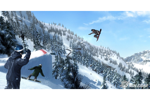 Shaun White Snowboarding preview and screens - Page 2 - NeoGAF