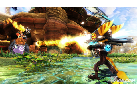 Ratchet and Clank: A Crack in Time - Video Games - SSMB
