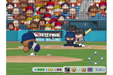 MLB Power Pros 2008 review | GamesRadar+