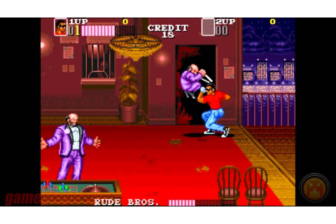 Crime Fighters 2 / Vendetta - Arcade - 1080p - Played to ...