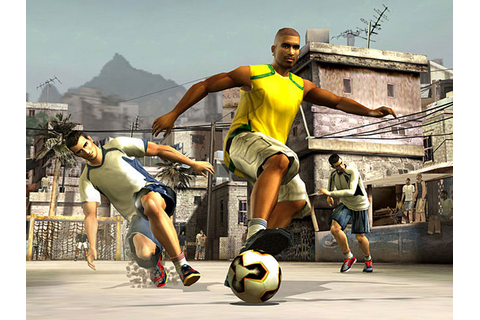 FIFA Street › Games-Guide