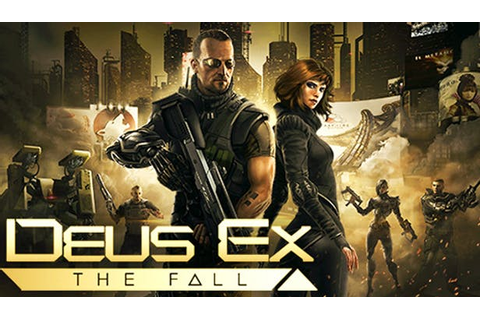 Buy Deus Ex: The Fall from the Humble Store