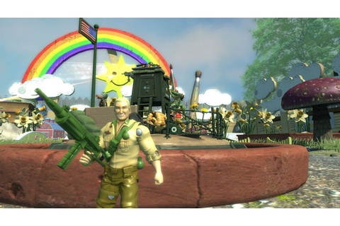 Review: Toy Soldiers: War Chest
