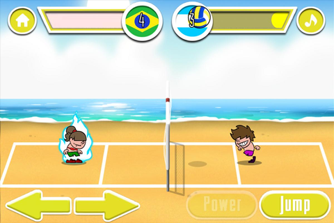 Beach Volleyball Game for Android - APK Download