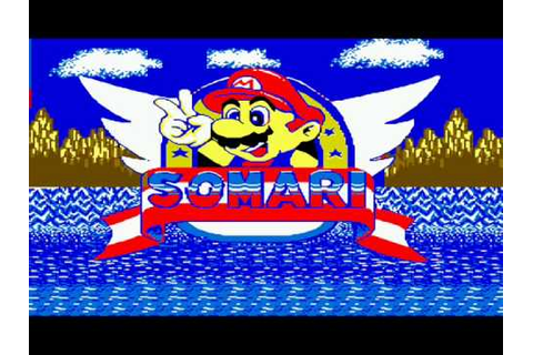 Somari (NES) - Game Over Music - YouTube