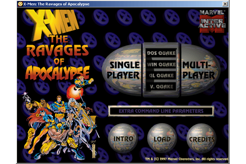 Download X-Men: The Ravages of Apocalypse - My Abandonware