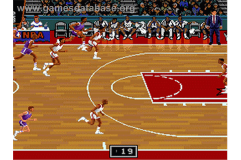 NBA Showdown - Nintendo SNES - Games Database