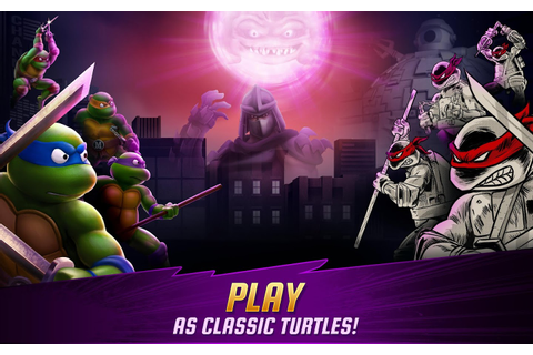 Ninja Turtles: Legends for Android