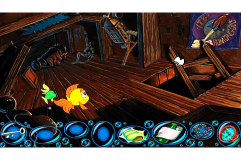 Freddi Fish and The Case of the Missing Kelp Seeds | wingamestore.com