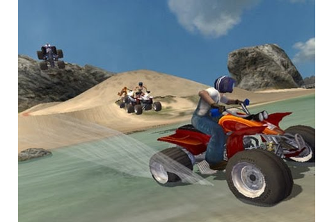 [PS2] ATV 2: Quad Power Racing - YouTube