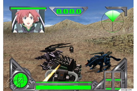 Zoids VS. Screenshots, Pictures, Wallpapers - GameCube - IGN
