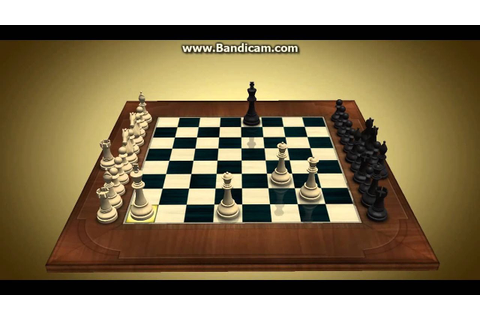How to check mate and download chess game - YouTube