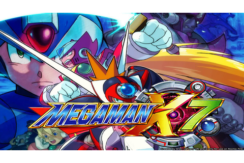 Megaman X7 #1 - Red Alert [PTBR] - YouTube