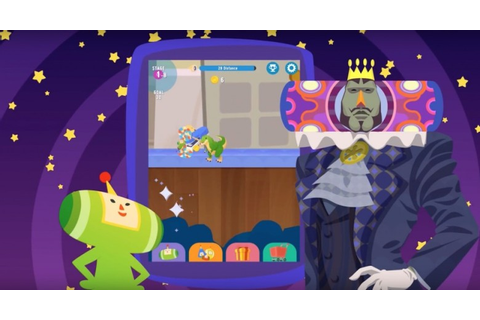 Trippy game Katamari Damacy rolls onto mobile at last ...