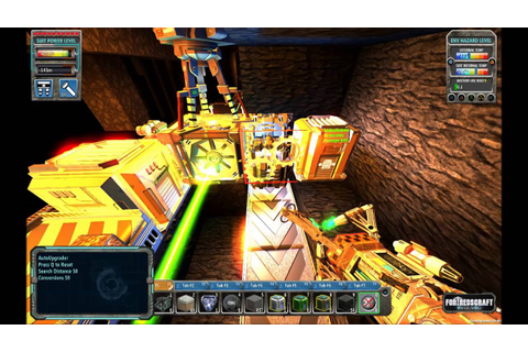FortressCraft Evolved Ep10 More Ore Automation ...