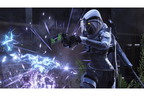 All the revealed Exotics in Destiny The Taken King | VG247