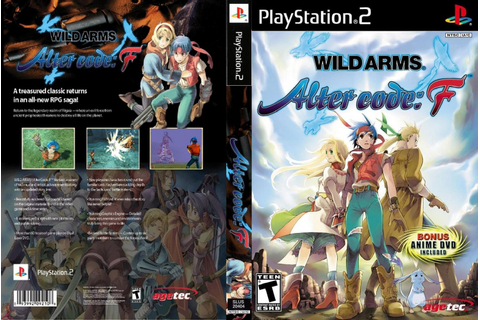 KML GAMES: Wild Arms: Alter Code F