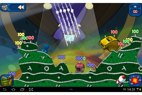 Worms 2: Armageddon - Android Apps on Google Play