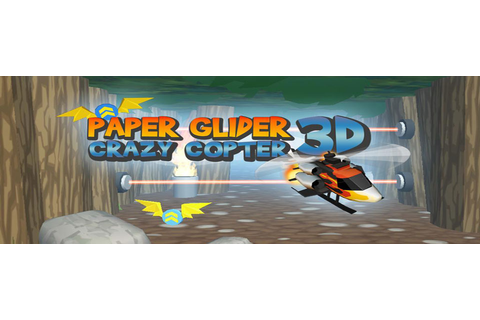 Paper Glider Crazy Copter 3D from NeonPlay flies onto ...