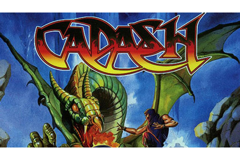 CGRundertow CADASH for TurboGrafx-16 / TG-16 Video Game ...