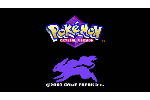 Get Nostalgic With The Launch Trailer of Pokemon Crystal ...