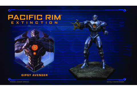 Super Punch: Miniatures from upcoming Pacific Rim board game