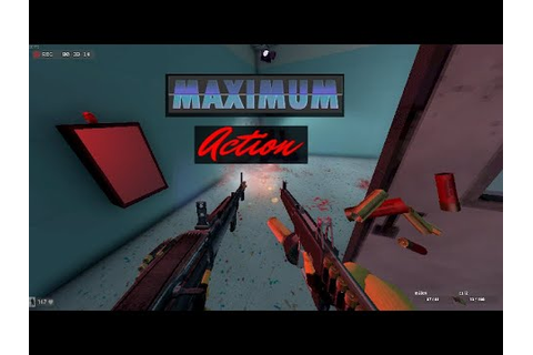 MAXIMUM ACTION - Early Access Release Gameplay - YouTube