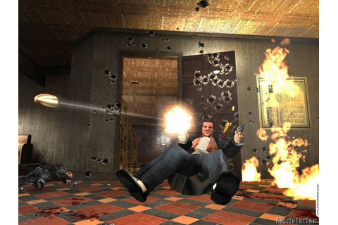 Max Payne 1 PC Game Download Free Full Version - PC Games ...