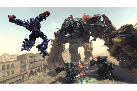 Image - Rotf-devastator-game-1.jpg | Teletraan I: The ...