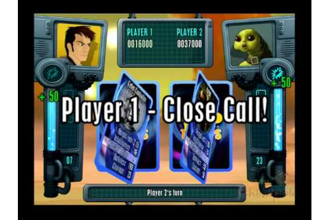 Top Trumps: Doctor Who PS2 Multiplayer Gameplay (Eidos ...