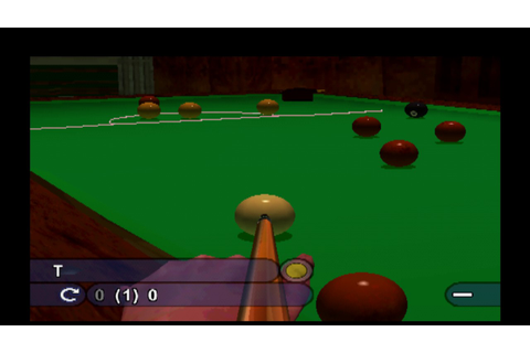 T & P Plays Pool Shark (PS1) - YouTube