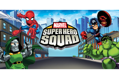 Marvel Super Hero Squad | Nintendo DS | Games | Nintendo