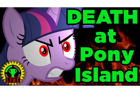 Pony Island: HORSIES From HELL! (Part 1) - YouTube